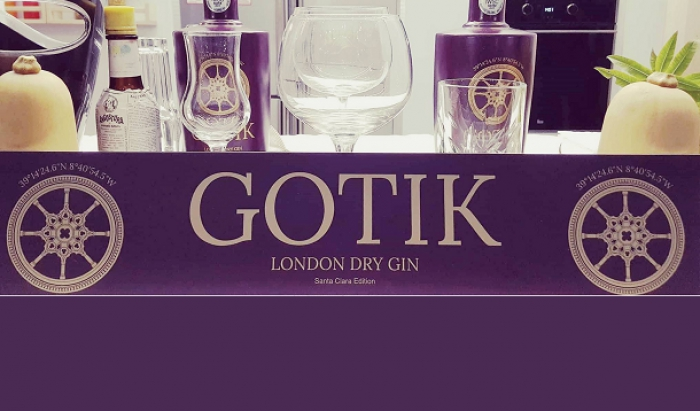 O GOTIK vence World Gin Awards 2018 em Londres